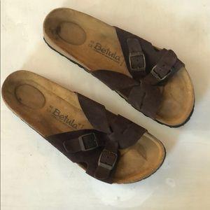 Birkenstock Betula • classic sandals size 40